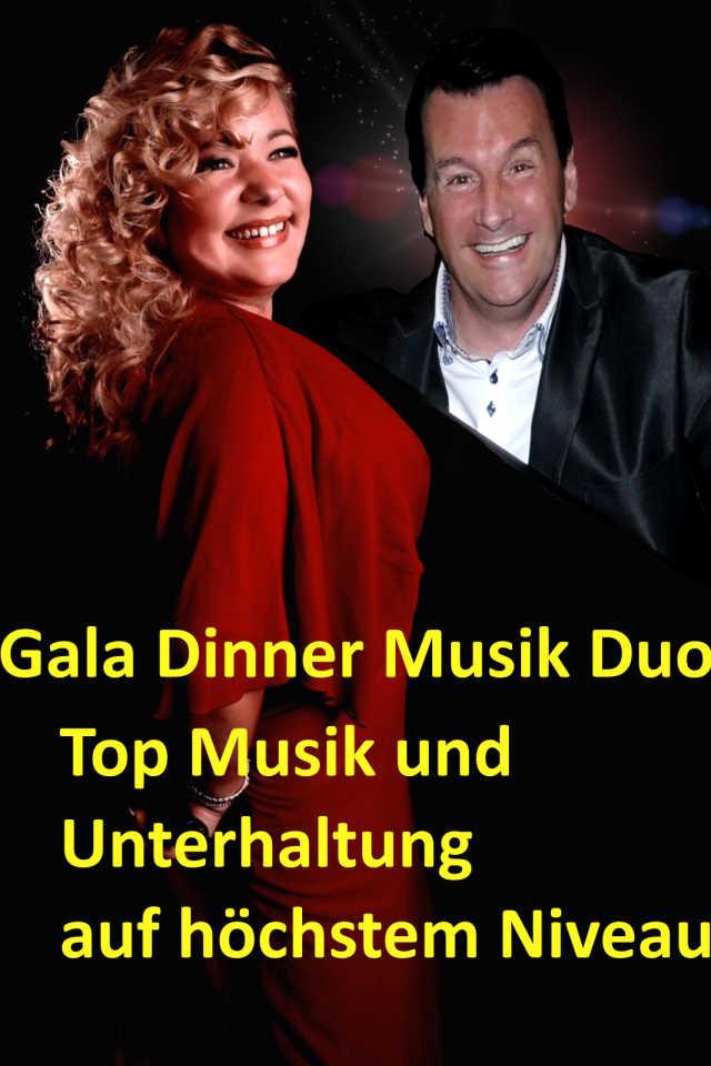 Gala Dinner Musik Duo für alle Veranstaltungen - Köln Düsseldorf Düren Leverkusen Bochum Mönchengladbach Duisburg Krefeld